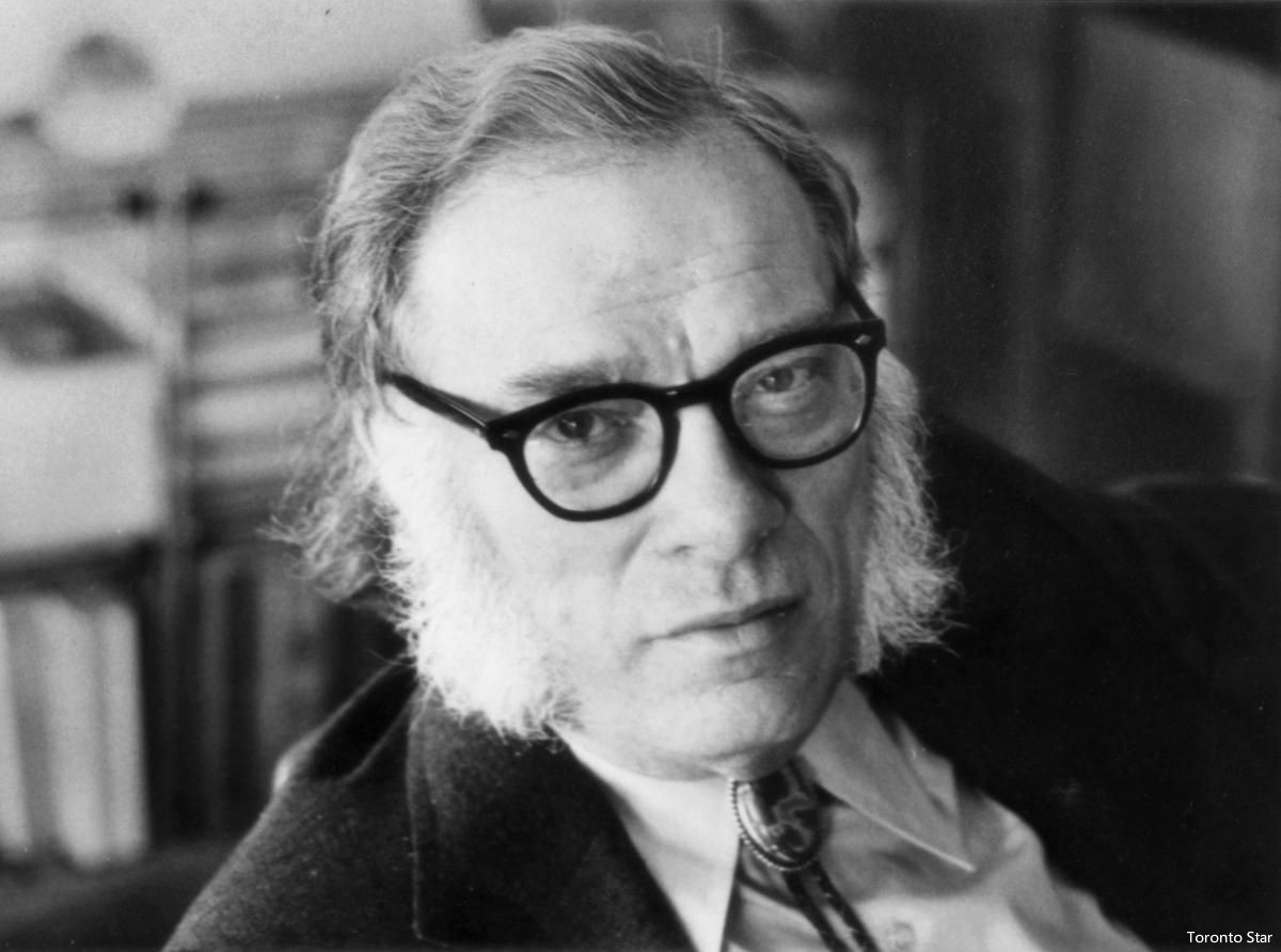 35 years ago, Isaac Asimov was asked by the Star to predict the world of 2019.