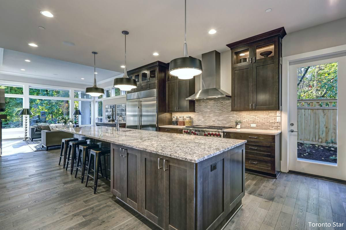 The top 5 trends for a New Year kitchen project